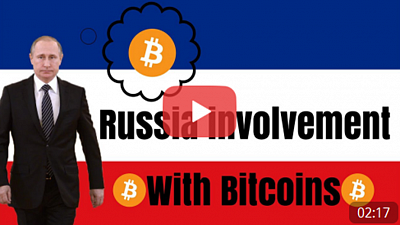 Russia Involvement with Bitcoin